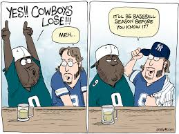why cowboys fans are the worst in the nfl