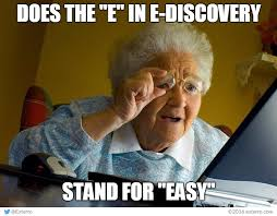 friday funnies exterro s e discovery meme series not your
