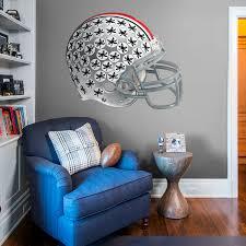 ohio state buckeyes buckeye leaf helmet wall decal shop fathead ohio state buckeyes buckeye leaf helmet wall decal shop fathead for ohio state buckeyes decor
