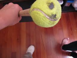 Tennis Balls For Chairs 10 Unusual Uses For Tennis Balls 11 Steps With Pictures
