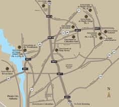Columbus Ga Zip Code Map by Greystone Properties Llc Corporate Extended Stay Apartments