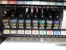 Vallejo Game Color Wash - vallejo washes ebay