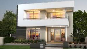 2 story house designs rear 2 storey house plans designs perth novus homes