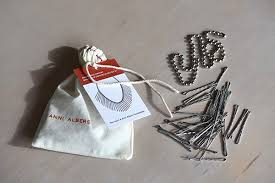 Design Your Own Necklace Anni Albers Jewelry Make Your Own Necklace Kit 1 Albers By Design