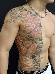 http tattoostime com images 60 fish on shoulder and chest