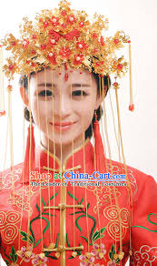 fascinators hair accessories handmade asian classical wedding hair accessories