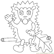 hedgehog coloring pages printable coloring pages hedgehogs