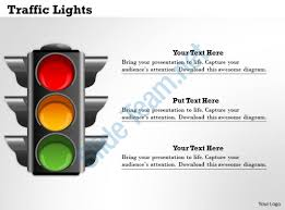 stoplight report template traffic lights powerpoint template slide graphics presentation