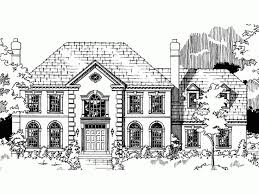 2 Story Country House Plans by 98 Best Houseplans Images On Pinterest European House Plans