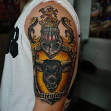 taurus tattoo ideas symbol designs for guys and females