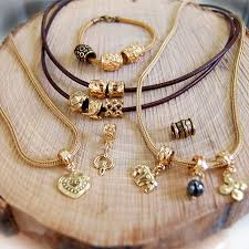 charm leather necklace images Kalevala my saaga brown leather necklace bracelet band kalevala jpg
