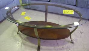 Coffee Tables Glass by Coffee Tables Metal And Glass Coffee Table Stunning Small Oval