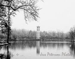 Home Decor In Greenville Sc Furman Bell Tower Etsy