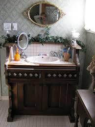 Repurposed Bathroom Vanity by Antique Pump Organ Bathroom Vanity Antique Pump Organ