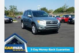 toyota rav4 third row seat used 2006 toyota rav4 for sale pricing features edmunds