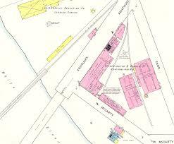 Iu Map Hi Mailbag Hetherington U0026 Berner Historic Indianapolis All