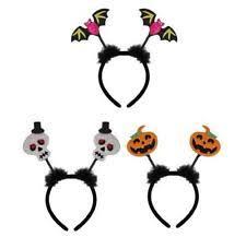 bat headband bopper bat headband party costume accessories ebay