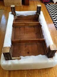 diy upholstered ottoman coffee tablediy show off u2013 diy