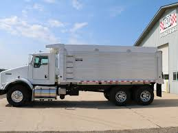 used kenworth dump trucks used 2015 kenworth t800 box dump truck for sale in mi 1068