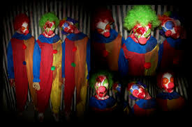 halloween barrel prop clowns creepy collection haunted house u0026 halloween props