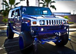 tiffany blue hummer rez made car show could have been a great event but instead it