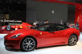 Ferrari California 1965 - 2012 ferrari california information and photos momentcar
