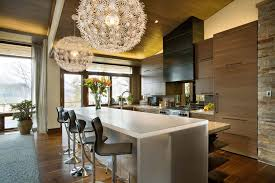 elevated living offered in this contemporary aspen mountain dwelling