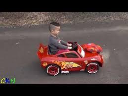lighting mcqueen pedal car disney lightning mcqueen pedal car week videos myweb