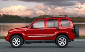jeep white liberty 2007 jeep liberty pictures history value research news