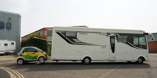 Rv With Car Garage Southdowns Motorhome News Concorde Launch New D Liner 890g