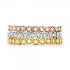 gold diamond band yellow gold diamond stackable eternity band 101924