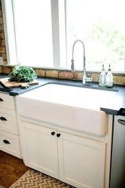 farmhouse sink with backsplash 36 christina double bowl farmhouse sink with high backsplash kitchen
