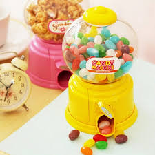 piggy bank favors baby candy favors sweet candy dispenser machine colorful piggy