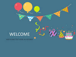 welcome powerpoint template title slide templates for powerpoint