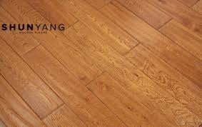 durable glazed surface easy install burma teak engineered wood