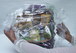 gift basket wrap gift basket business cellophane shrink wrap and more