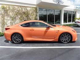 lexus used rc used lexus rc f comes with tasteful mods and a discount u2013 clublexus