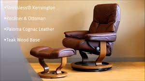 Stressless Chair Prices Ekornes Stressless Mayfair Leather Recliner And Ottoman Mayfair