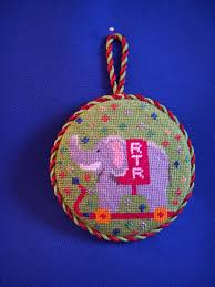 124 best needlepoint personalized images on
