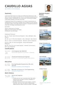 Sample Resumes For Mechanical Engineers by Structural Engineer Resume Samples Visualcv Resume Samples Database