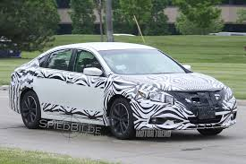 old nissan altima 2016 nissan altima spied looking like its maxima bigger brother