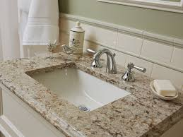 granite countertop small kitchen sink ideas how to fix faucet