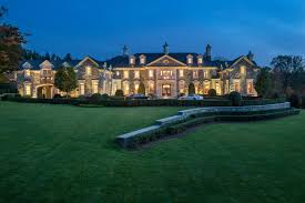 Stone Mansion Alpine Nj Floor Plan Noble Black Top Manhattan Real Estate Agent New York Luxury