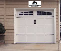 exterior design exciting clopay garage doors for inspiring garage beige wood wall with white clopay garage doors and concrete flooring