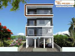 5 bedroom modern triplex 3 floor house design area 171 sq mts