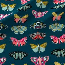 butterfly fabric wallpaper u0026 gift wrap spoonflower