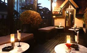 What Does El Patio Mean Shanghai U0027s Best Hidden Terrace Bars