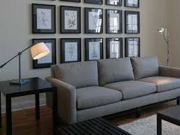 Modern Sofa Chicago by Modern Living Room Decorating Project In Lakeview Chicago