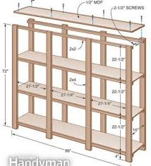Wood Shelf Plans Basement by 2x4 Garage Shelves 2x4 Storage Shelves Plans Basement Plans