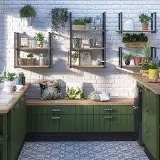 belles cuisines traditionnelles cuisine moderne 2018 25 modèles côté maison